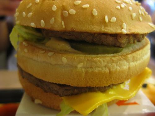 Big&Tasty Bic Mac!